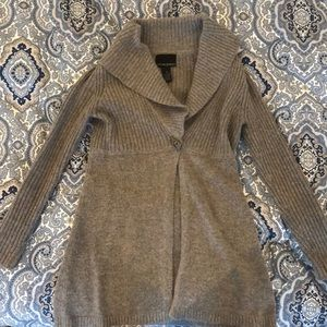 Cynthia Rowley grey sweater